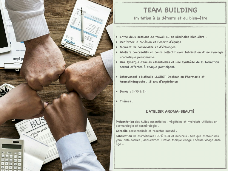 "Some ""Team building"""