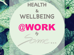 LOGO WELL BEING SOME @ Work