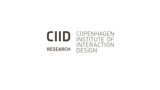 A taste of my research projects at CIID
