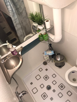 Head or Bathroom