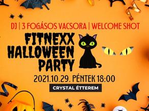 Fitnexx Halloween Party!