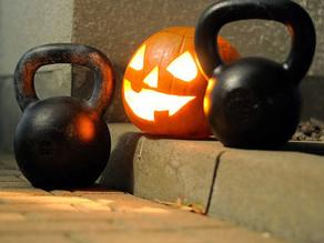Halloween Party a Fitnexx csapatával!