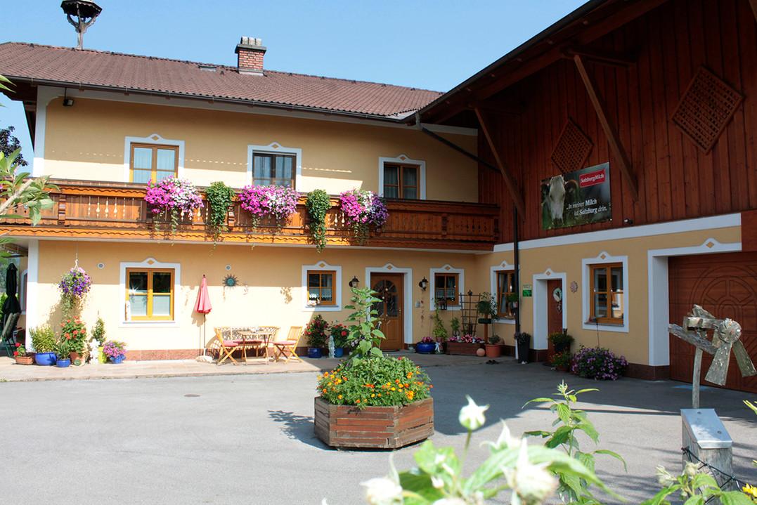 Innenhof Mayrhof