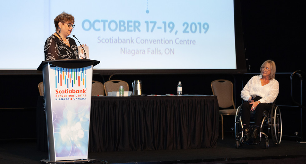 Canadian Spinal Cord Injury-Rehab Association October 2019