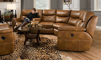 Southern Motion circular couch