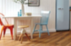 Karndean hardwood floor