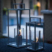 Northcape International outdoor flame candle