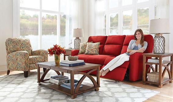 Southern Motion Livingroom set