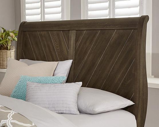 Vaughan-Basset bed headboard