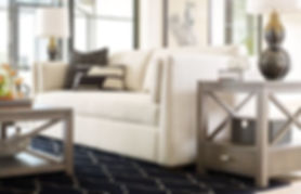Craftmaster Furniture Livingroom couch and tables
