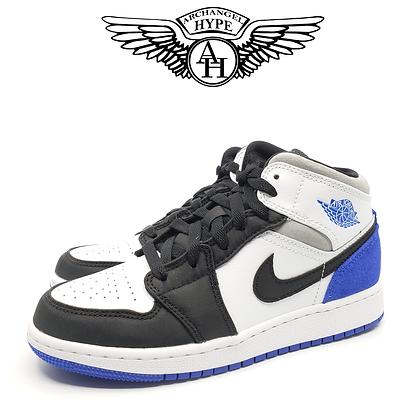 """Nike Air Jordan 1 Mid SE """"Union"""" Blue"""