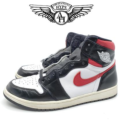 "Nike Air Jordan 1 ""Gym Red"" Used"