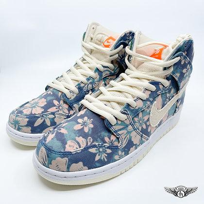 Nike Dunk High 'Hawaii/Maui Wowie'