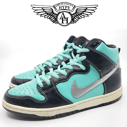 "Nike SB Dunk High ""Tiffany"""