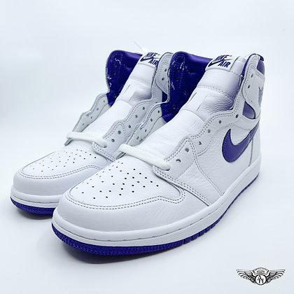 Nike Air Jordan 1 High 'Court Purple' (W)