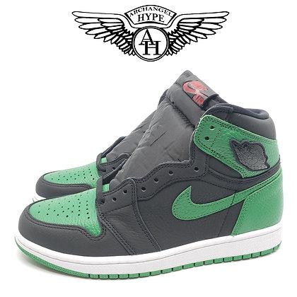 """Nike Air Jordan 1 """"Pine Green 2.0"""""""
