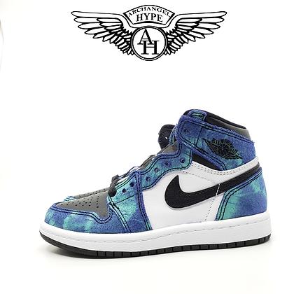 """Nike Air Jordan 1 Retro """"Tye-Dye"""" PS"""