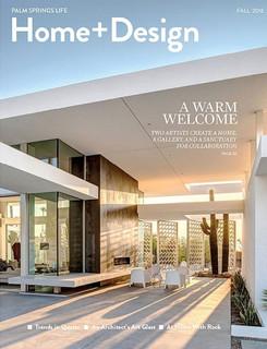 HOME + DESIGN Magazine