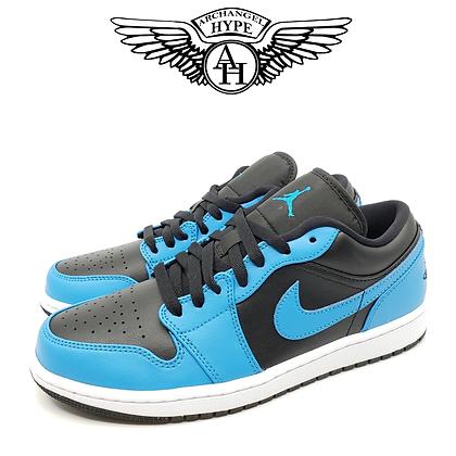 "Nike Air Jordan 1 Low ""Laser Blue"""