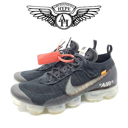 Nike Air VaporMax Off-White Black 2018