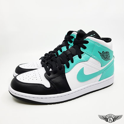 Nike Air Jordan 1 Mid 'Igloo'