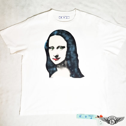 Off-White MonaLisa S/S Over T-Shirt