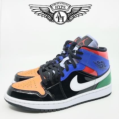 """Nike Air Jordan 1 Patent """"Multi-Color"""""""