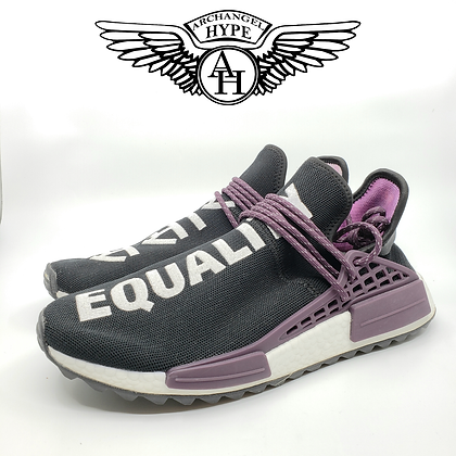 Adidas Human Race NMD Pharrell Holi Festival Core Black