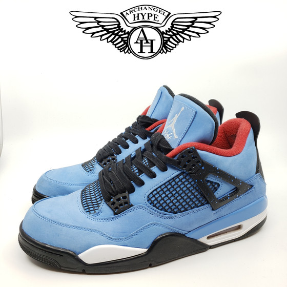 How to Legit Check the Nike Air Jordan 4 Retro Travis Scott/Cactus Jack