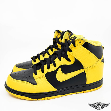 Nike Dunk High Black Varsity Maize (2012)