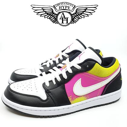 """Nike Air Jordan 1 Low """"Splatter"""""""