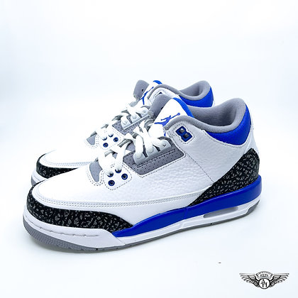 Air Jordan 3 Racer Blue (GS)
