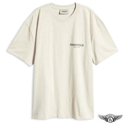 Fear of God Essentials SS21 Short Sleeve T-Shirt | Stone
