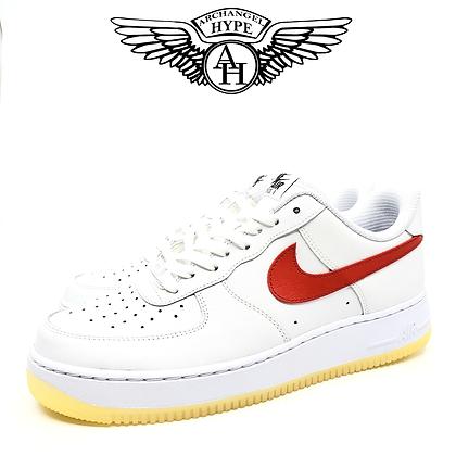 Nike Air Force 1 ID White/Red