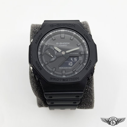 "Casio G-Shock GA-2100-1A1 ""CasiOak"""