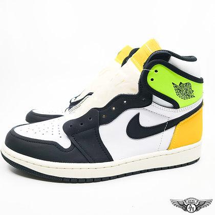 Nike Air Jordan 1 Volt University Gold