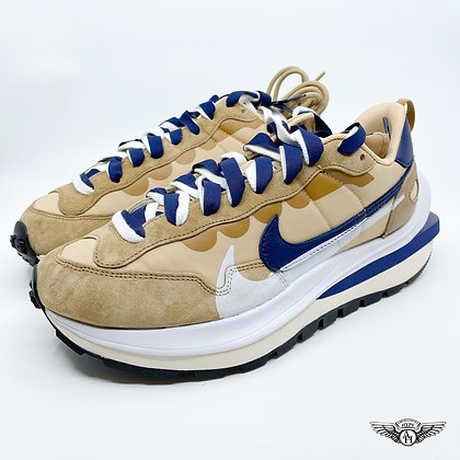 Nike Vaporwaffle x Sacai Sesame Blue Void