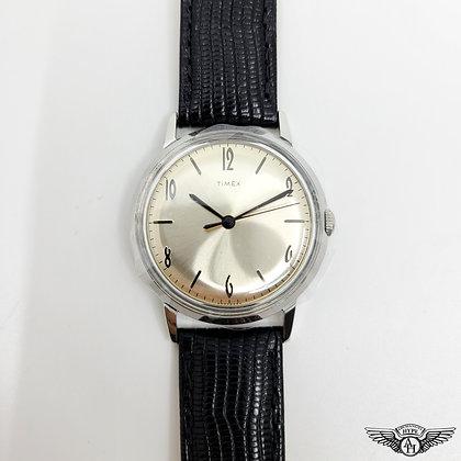 Timex Marlin Manual Black/Champagne
