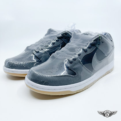 Nike SB Dunk Low Dark Grey Black Gum