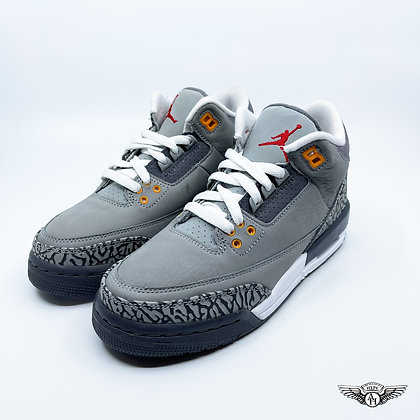 Air Jordan 3 Cool Grey (GS)