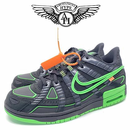 Nike x Off-White Air Rubber Dunk Green