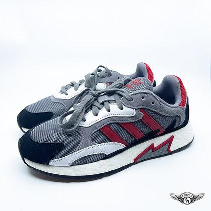 Adidas Tresc Run 'Grey/Scarlet'