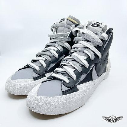 Nike Blazer Mid x Sacai Black Grey