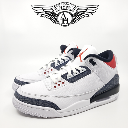 "Air Jordan 3 ""Denim"""