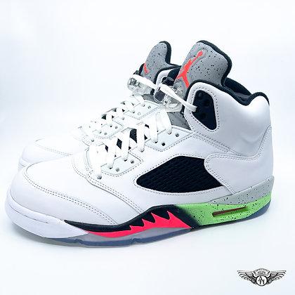 Air Jordan 5 Retro 'Poison Green'