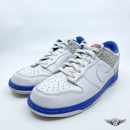 Nike Dunk Low CI 'Jordan Pack' True Blue