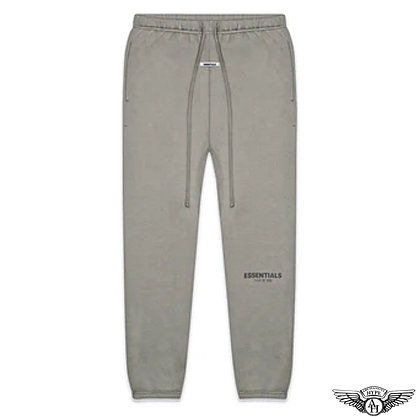 Fear of God Essentials Sweatpant FW20   Cement