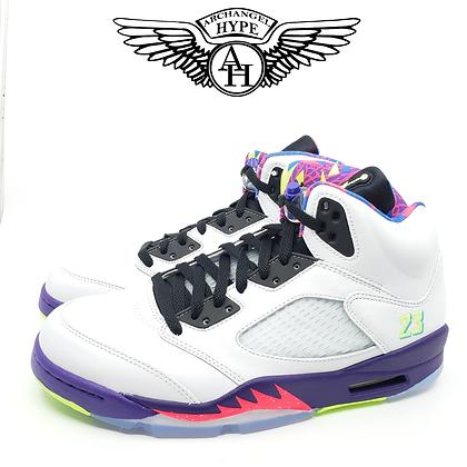 """Air Jordan 5 """"Bel-Air Alternate"""""""