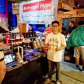 Archangel Hype Austin Sneaker Summit 201