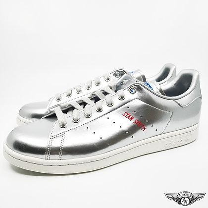 Adidas Stan Smith Silver Metallic 2019